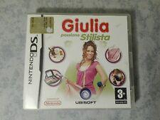 GIULIA PASSIONE STILISTA - NINTENDO DS DSi 3DS 2DS ITALIANO COMPLETO COME NUOVO