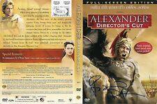 """ROSARIO DAWSON SIGNED ALEXANDER DVD COVER """"SIN CITY, DAREDEVIL"""" JSA COA P53162"""