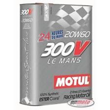 13.25€/l Motul 300V ESTER Le Mans 20W60 2L totalmente sintético