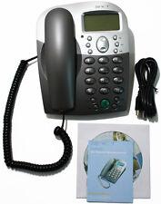 Xact XVP620 USB Windows VoIP Skype Internet Phone Free Calling To Skype Users
