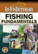 In-Fisherman Fishing Fundamentals Fishing DVD Video