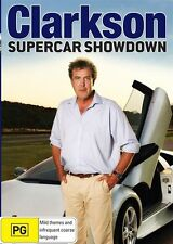 Clarkson - Supercar Showdown (DVD, 2008)