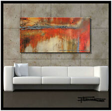 ABSTRACT PAINTING MODERN Canvas WALL ART Direct from Artist Large USA  ELOISExxx