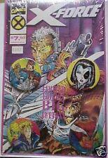 X-Force Limited Edition Big Button Set Marvel 1991 L@@K