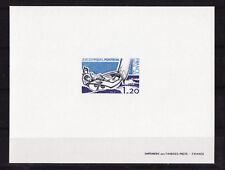 épreuve de luxe timbre France  Jeux Olympiques de Montréal     1976   num: 1889