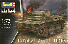 "Revell 1/72 Pz Kpfw II Ausf L ""Luchs"""