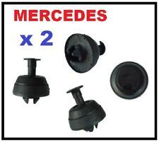 10x BMW X5 Posteriore Passaruota tagliare clip E70 clip in plastica con anello di guarnizione in gomma