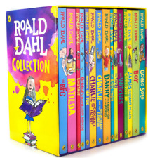 Roald Dahl 14 Audiobooks Collection MP3 Unabridged 📧⚡ Email Delivery (10s) ⚡📧