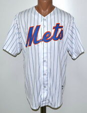 *BNWT* NEW YORK METS BASEBALL SHIRT JERSEY MAJESTIC SIZE L ADULT