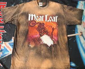 Meat Loaf - 2003 Tour T-Shirt XL Rare VIntage Original