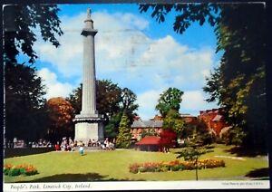 1960s Rice Monument, People's Park, Near Pery Square, Limerick City, Ireland