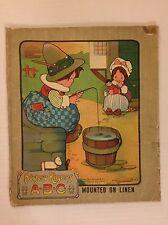 VINTAGE Nursery Rhymes ABC - Charles E Graham