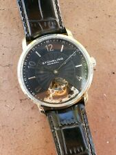 Beautiful Stuhrling Original Skeleton Watch 43mm