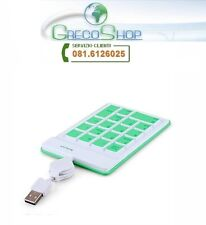 Tastierino numerico portatile USB in silicone per Pc/Notebook