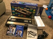 Vintage TESTED!! 1981 Mattel Intellivision Video Game Console 2609A W 7 Games