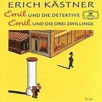 Emil Und Die Detektive/Emil Und Die Drei Zwillinge von Käs... | CD | Zustand gut