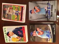 Dillon Howard signed autographed 2013 Heritage minors #76 from private signing
