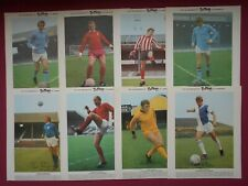 More details for typhoo football stars 8/24 series 2 1969 excellent condition