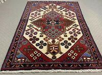 Oriental Afghan Persian Hand Knotted Wool Rug Carpet,Floor Room Decor Area Made
