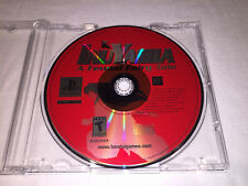 Inuyasha: A Feudal Fairy Tale (Sony PlayStation 1, 2003) Game in Case Excellent!
