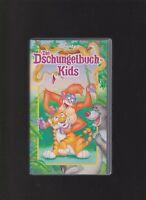 DIE DSCHUNGELBUCH-KIDS von  DISNEY VHS Kasette,60 Min in Farbe,FSK 0