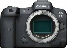 Canon EOS R5 45.0MP Mirrorless Camera - Black (Body Only) NEW!!!