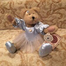 Boyd's Tippy Beartoes Tj's Best Dressed Moveable Limbs Plush Stuffed Teddy Bear