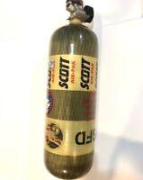 Scott SCBA 60 Min Luxfer Cylinder Tank - 4500 Psi