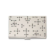 """ACME Studio """"Dots"""" Etched Card Case by Charles & Ray Eames"""