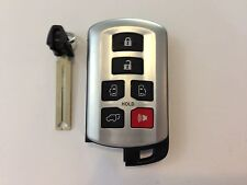 TOYOTA SIENNA 11-16 REMOTE SMART KEY LESS ENTRY WITH UNCUT XLE LIMITED OEM FOB
