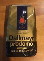 Dallmayr Prodomo German Top-Quality Gourmet Ground Coffee 500g 17.6oz BB 4/19
