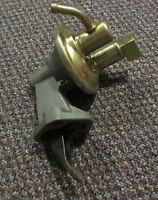 42074 NEW NOS Mechanical Fuel Pump - M60322 - 81-83 Mopar 3.8L 225cu in Slant 6