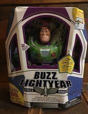 Disney Pixar Toy Story Signature Collection Buzz Lightyear Nib Thinkway toys