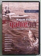 kayak fishing Game On the hunt for the big hit Dvd