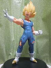 Dragon Ball HQ DX Super Saiyan Vegeta Majin Figure Banprest from Japan