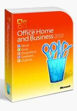 Microsoft Office Home and Business 2010 License Key