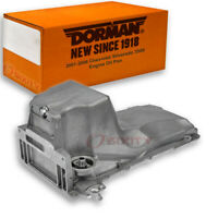Dorman Oil Pan for Chevy Silverado 3500 2001-2006 6.0L V8 - Engine gw