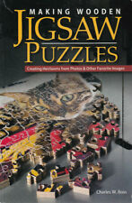 Making Wooden Jigsaw Puzzles: Creating Heirlooms From Photos & Other.(M)