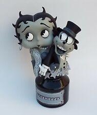 Betty Boop Statue COA # 930/2500 Certified by the Artist NIB 2000