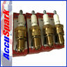 Ford Escort OHV AccuSpark AC7C Performance Spark Plugs X4