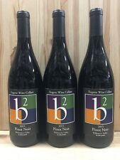 3-Bottles 2015 B2 Pinot Noir Willamette Valley Oregon