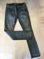 Antique Rivet jeans Size 29 Boot Medium Wash Low Rise SUPER CUTE!!