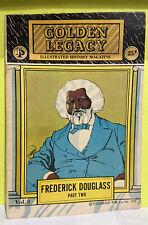 Golden Legacy #8 1970-Fitzgerald-Frederick Douglas Part 2-Black History comic
