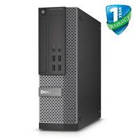 Dell Optiplex 9020 SFF, Intel Core i5 i7 4th Gen 8GB RAM 256GB SSD PC