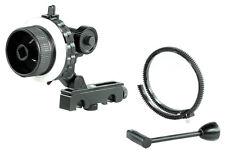 Movofilms Follow Focus Flexible Gear Ring Hard Stop For DSLR Canon Video Camera