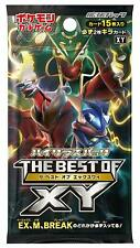 Pokemon The Best of XY Booster 1 Pack Sealed - Japanese Card