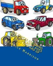 Big Trucks Coloring Book: for Boy's Ages 4 Years Old and Up by Beatrice...