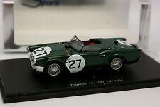 Spark 1/43 - Triumph TRS N°27 Le Mans 1961