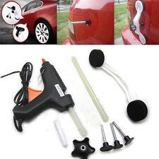 Automotive Car Bodywork Panel Dent Ding Repair Removal Tools Kit 110V US Plug