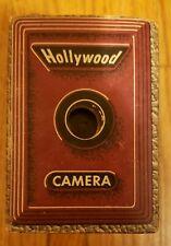 Antique Deco Hollywood Vintage Tourist Box Camera! Movie Cinema Style Souvenir!